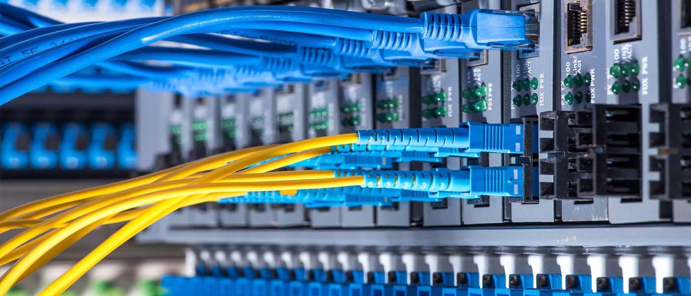 jera cabling, networking rame fibra e wireless
